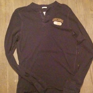 XL Mens Abercrombie long sleeve shirt